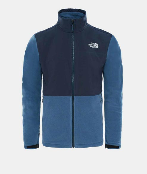 The North Face - Denali Fleece Jacket - Blue Navy