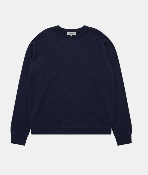 YMC - Schrank Raglan Sweat - Navy