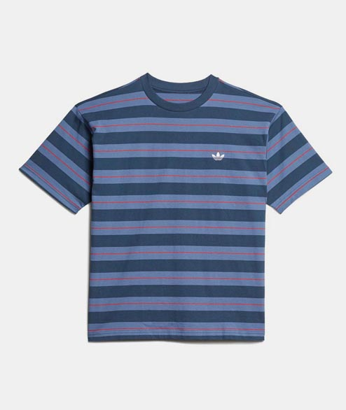 Adidas originals - Yarn Dye SS Tee - Crew Navy Blue