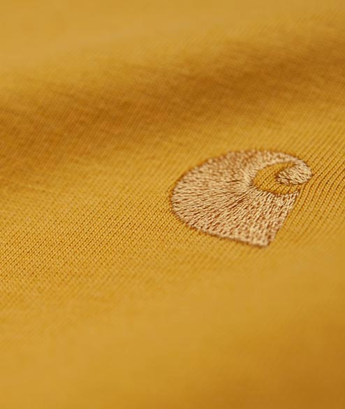 Carhartt WIP - Chase T Shirt - Gold