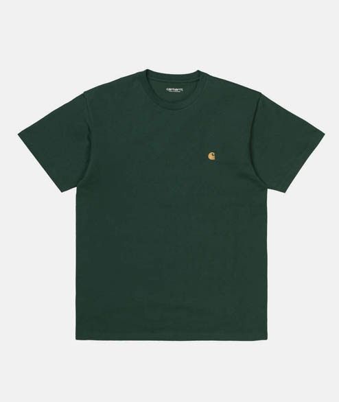 Carhartt WIP - SS Chase T Shirt - Treehouse