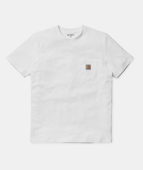 Carhartt WIP - Pocket Tee - White