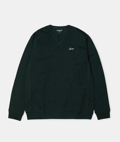 Carhartt WIP - LS Stray Tee Shirt - Parsley Wax