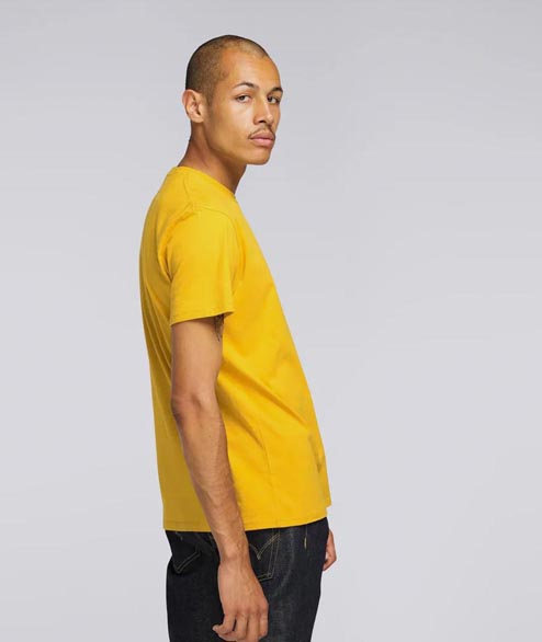 Edwin - Pocket Ts - Harvest Gold Garment Washed