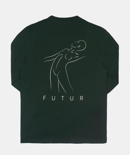 Futur - New 01 LS - Green