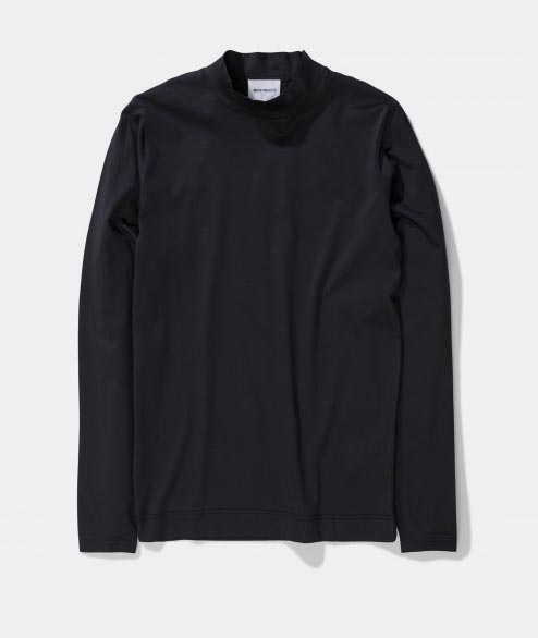 Norse Projects - Harald Mercerized - Black