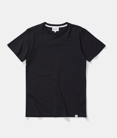 Norse Projects - Niels Standard SS - Black
