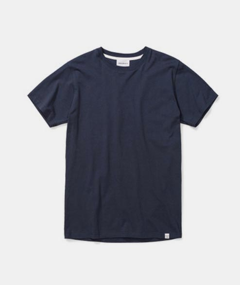 Norse Projects - Niels Standard SS - Dark Navy