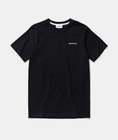 Norse Projects - Niels Norse Projects Logo - Black