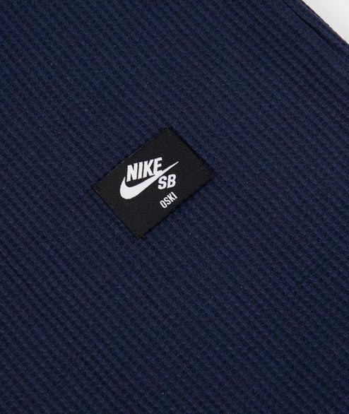 Nike SB - Top ISO - Obsidian Black
