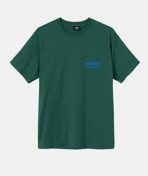 Stussy - Wildflowers - Dark Green