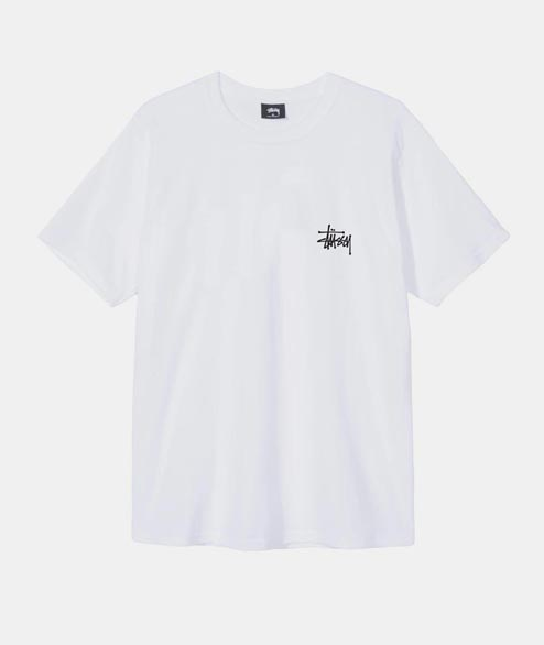 Stussy - Old Crown Tee - Black