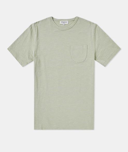 YMC - Pugsley Tee - Green