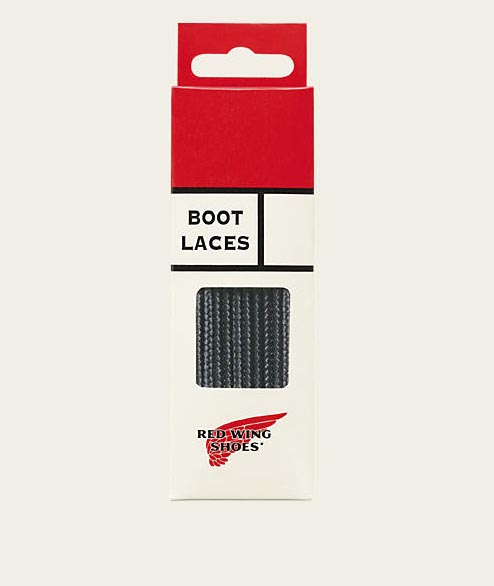 Red Wing - Red Wing Shoe Laces - 48' Black Taslan