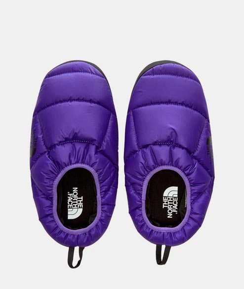 The North Face - Tent Mule - Peak Purple TNF Black