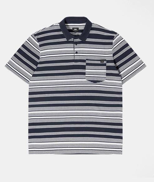 Edwin - Royal Polo - Navy