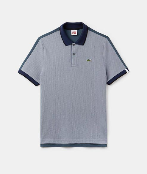 Lacoste Live - Slim Fit Polo - Moulin Marine