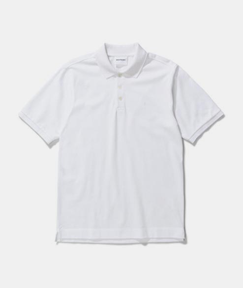 Norse Projects - Thies Pique - White