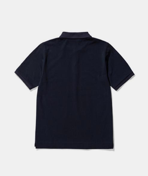 Norse Projects - Theis Coolmax Pique - Dark Navy