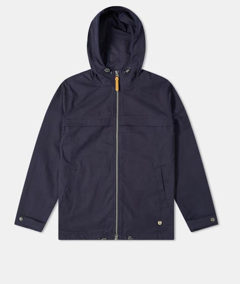 Armor Lux - Waterproof Heritage Jacket - Dark Navy