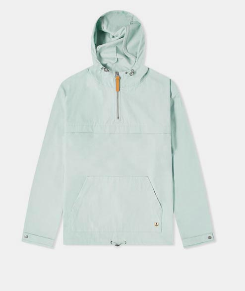 Armor Lux - Smock Jacket - Light Grey
