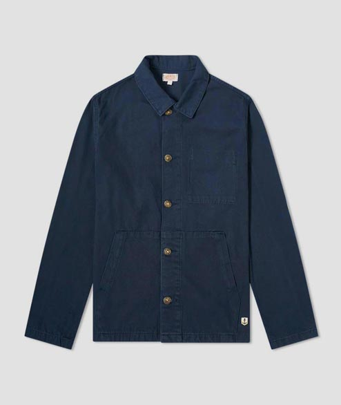 Armor Lux - Fisherman Jacket - Dark Navy