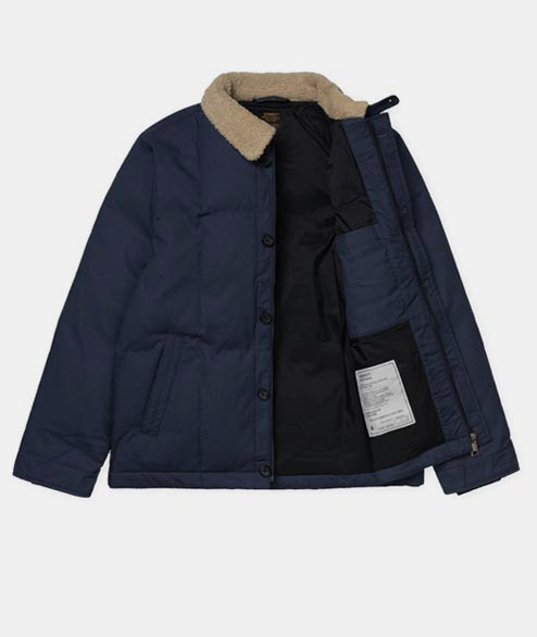 Carhartt WIP - Doncaster Jacket - Cotton Blue