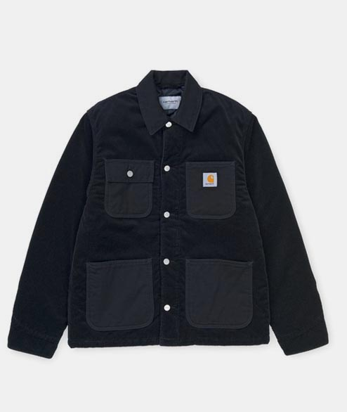 Carhartt WIP - Michigan Coat - Black