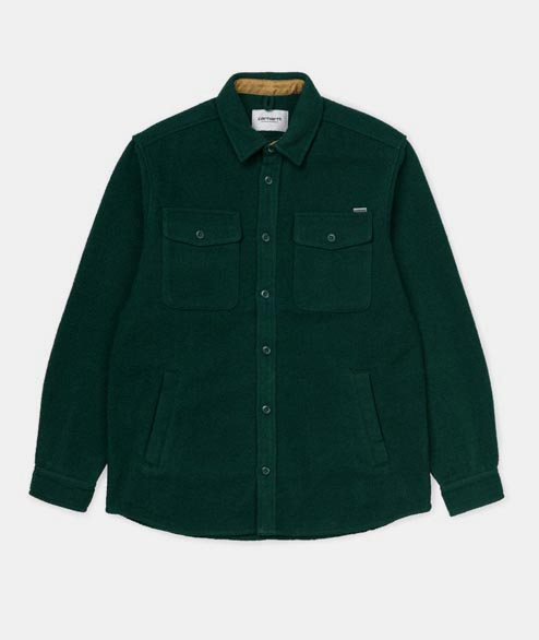 Carhartt WIP - Miner Shirt Jacket  - Dark Fir