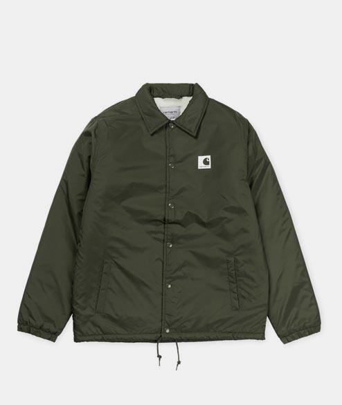 Carhartt WIP - Sports Pile Coach Jacket - Cypress