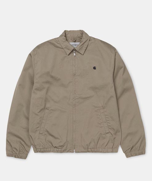 Carhartt WIP - Madison Jacket - Leather Rinsed