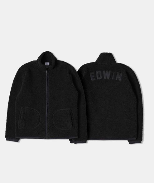 Edwin - Insulate Jacket - Black
