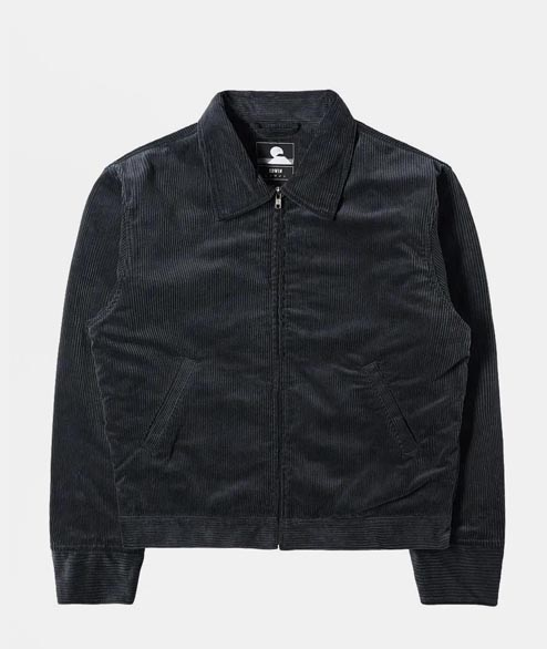 Edwin - Club Jacket Corduroy - Ebony