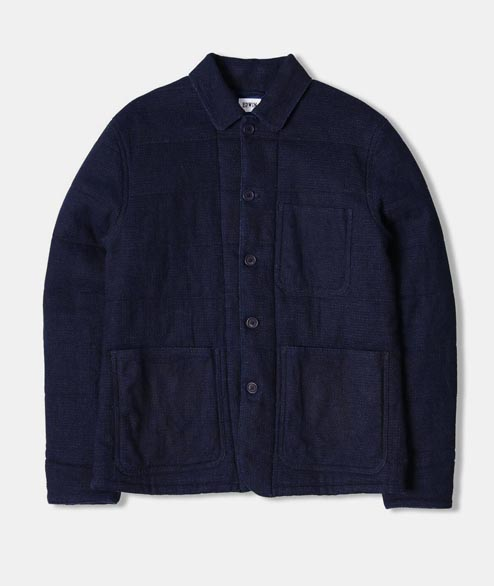 Edwin - Union Jacket - Dark Indigo