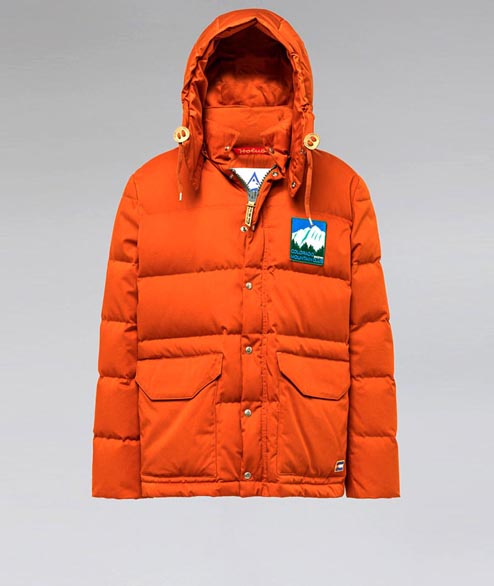 Holubar - Colorado Down Jacket - Dark Orange
