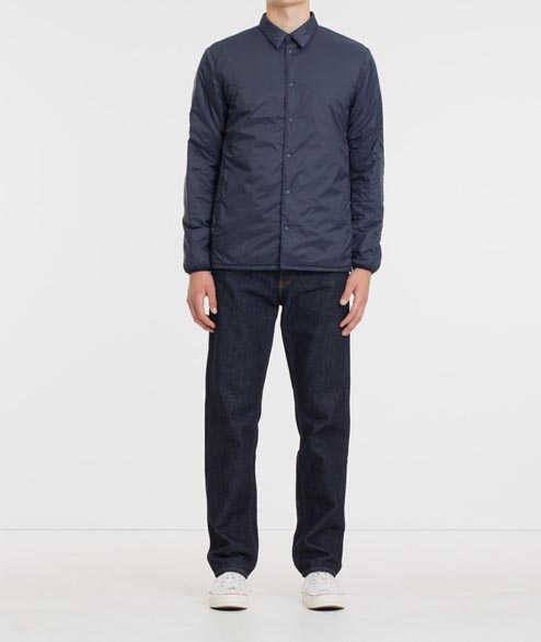 Norse Projects - Jens Light - Dark Navy