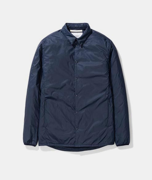 Norse Projects - Jens 2.0 Light - Dark Navy