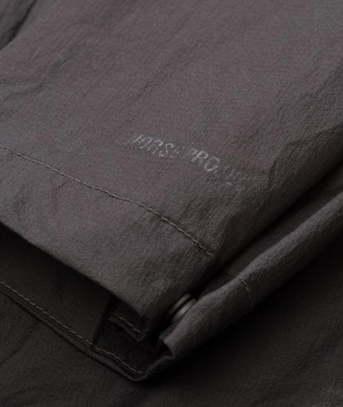 Norse Projects - Kalmar Light Rain - Magnet Grey