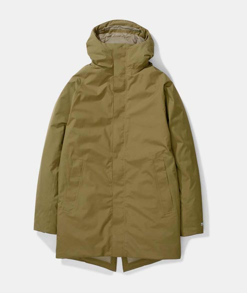 Norse Projects - Rokkvi Gore Tex - Sitka Green