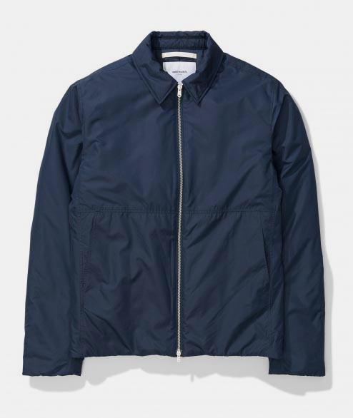 Norse Projects - Elliot Nylon - Navy
