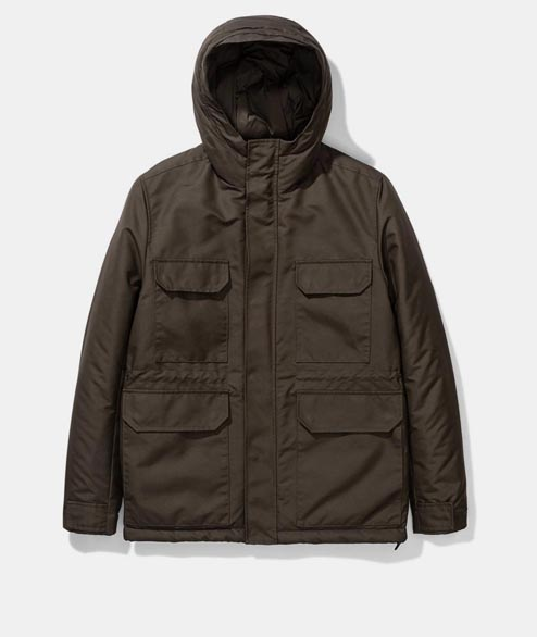 Norse Projects - Nunk Jacket Econyl - Beech Green
