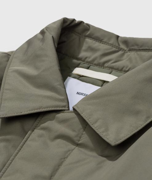Norse Projects - Thor Nylon - Litchen