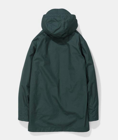 Norse Projects - Lindisfarne Cambric - Moss
