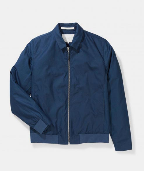 Norse Projects - Trygve Cotton Panama - Navy