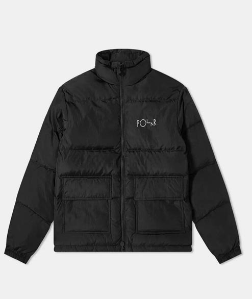 Polar Skate Co. - Pocket Puffer - Black
