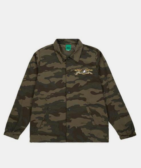 Anti Hero - Stock Eagle Jacket - Camo Multi Color