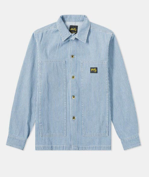 Stan Ray - Box Jacket - Bleached Hickory