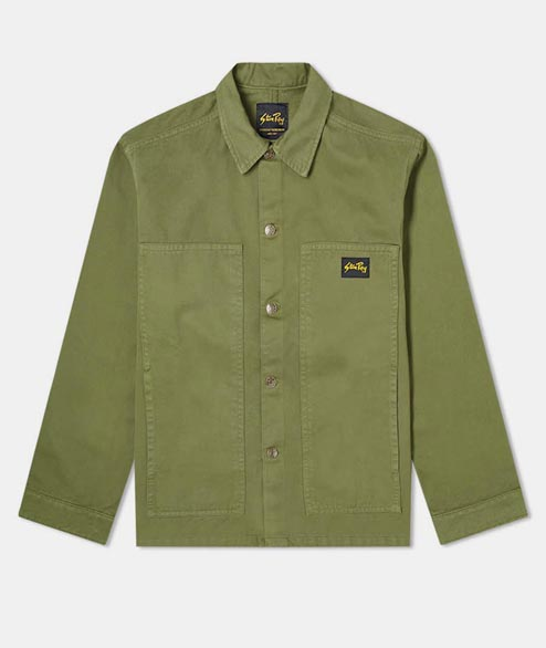 Stan Ray - Box Jacket - Olive Od Natural