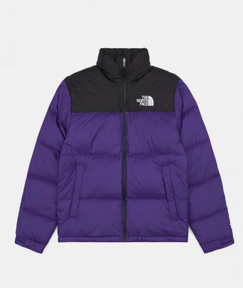 The North Face - 1996 Nuptse Jacket - Aztec Blue