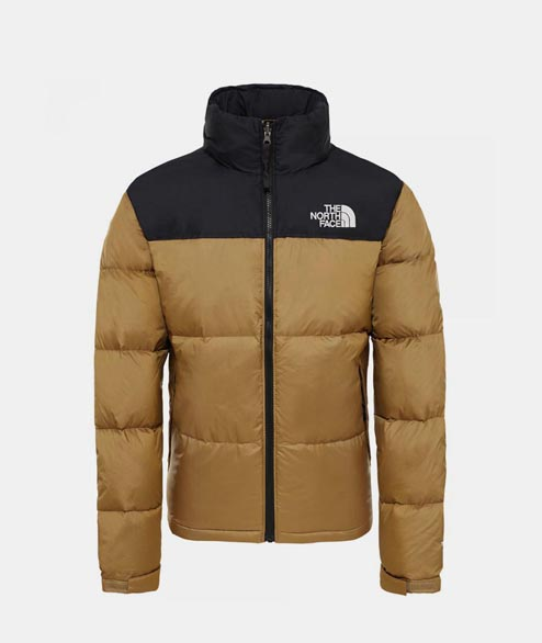 The North Face - 1996 Nuptse Jacket - British Khaki